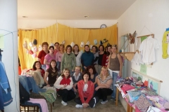 2012-03-24 jarní bazárek