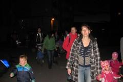 2013-11-7 Večerní putování za světýlky